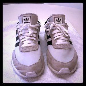 "Adidas I-5923 ""iniki"" runner size 10.5 White"